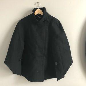 White House Black Market Poncho Jacket